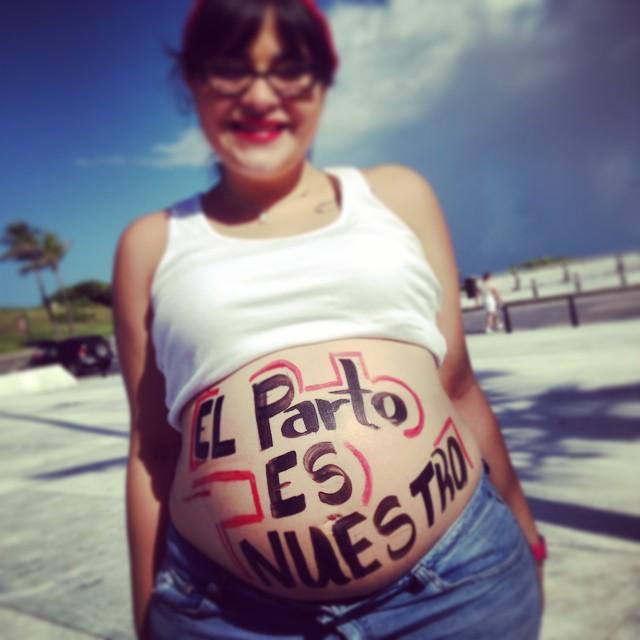 el parto es nuestro